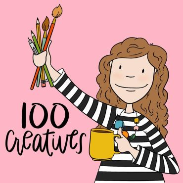 100 Creatives Podcast