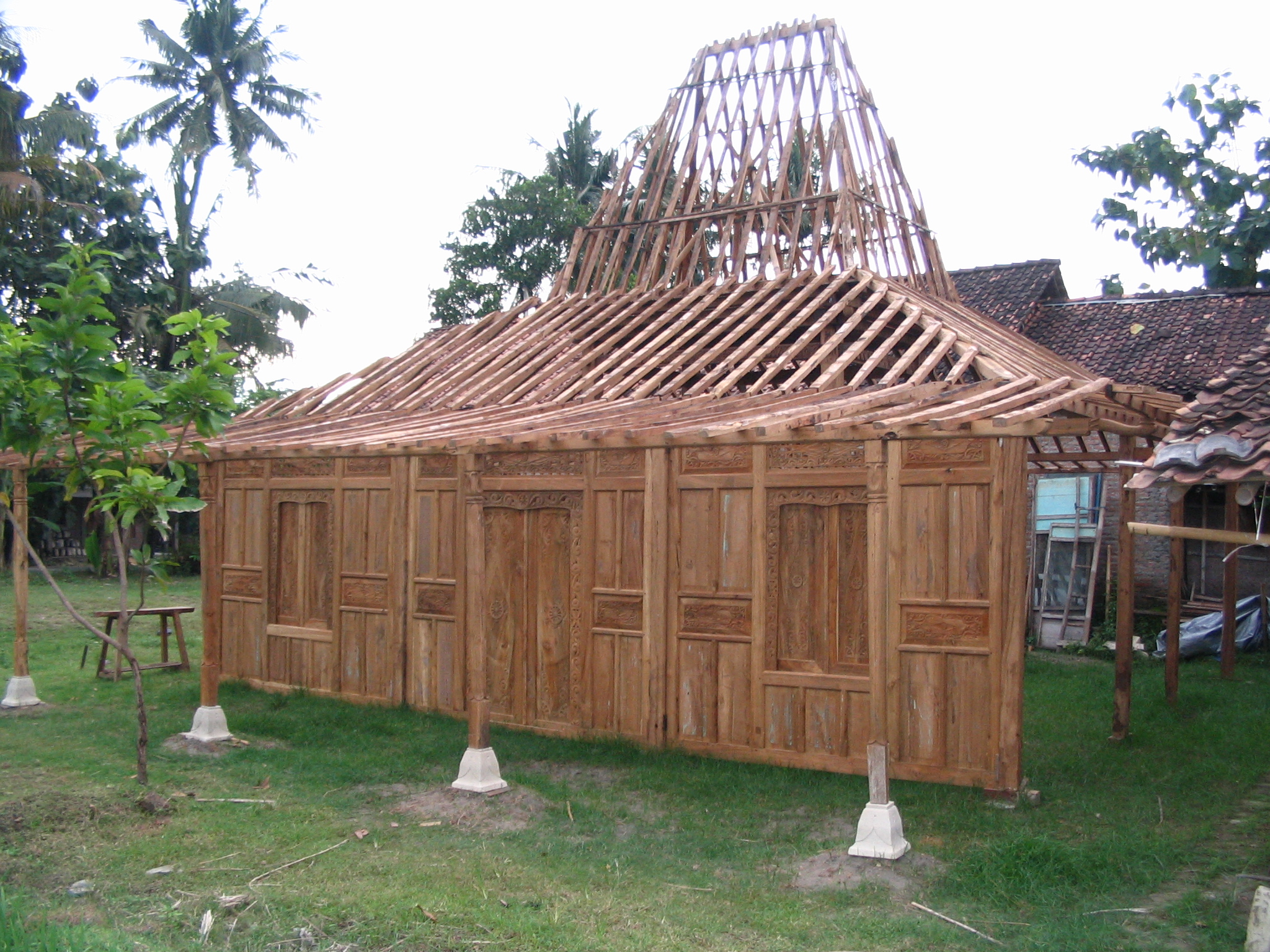 Rumah Pendopo Gallery All About Joglo Rumah Pendopo All About