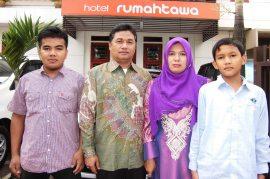 Ida & Fam_ Bengkulu