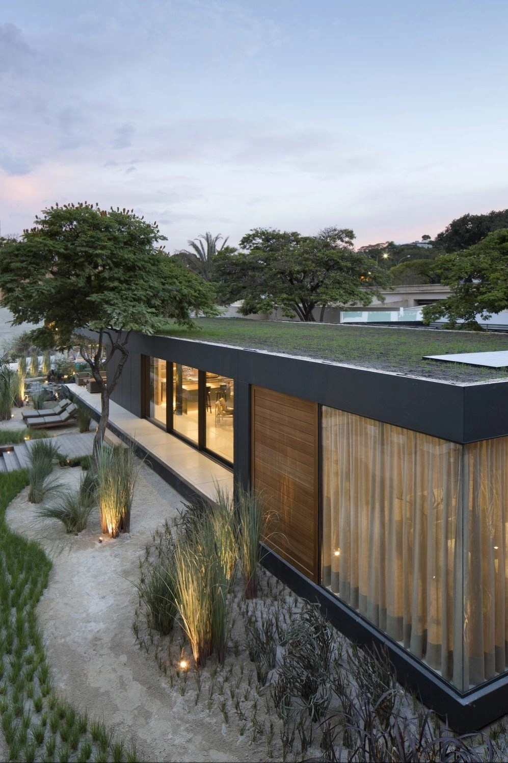 This Gorgeous Eco Friendly Prefab Home Is Sustainable In Every Way Rumblerum
