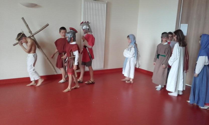 La Passion de Jésus...pour nos aînés