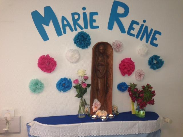 Cinq minutes pour Marie