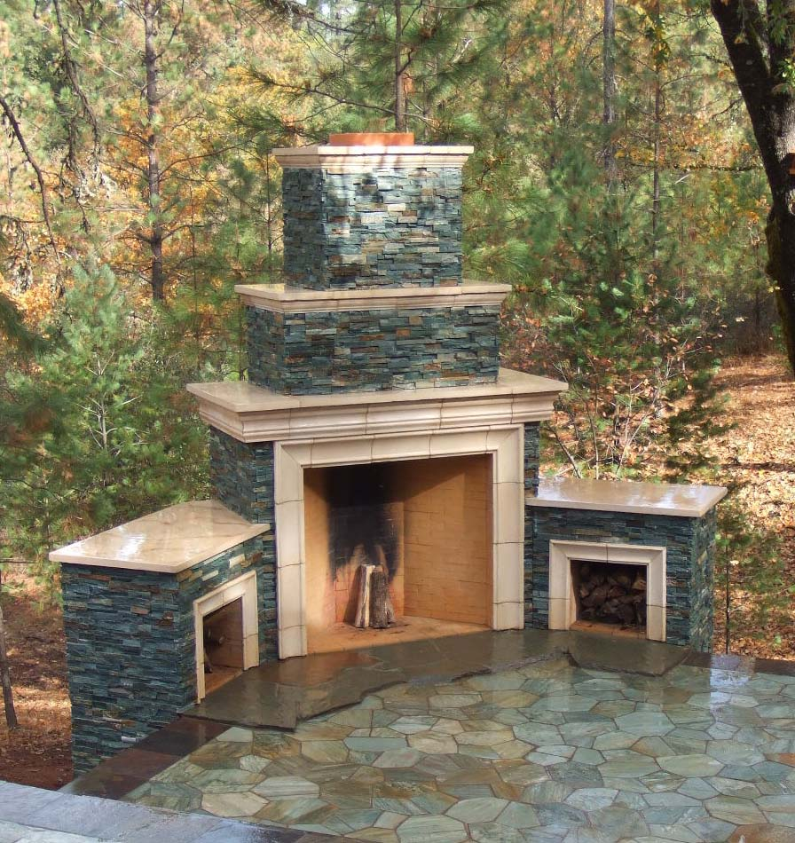 Fire Stones For Fireplace Outdoor Rumfords
