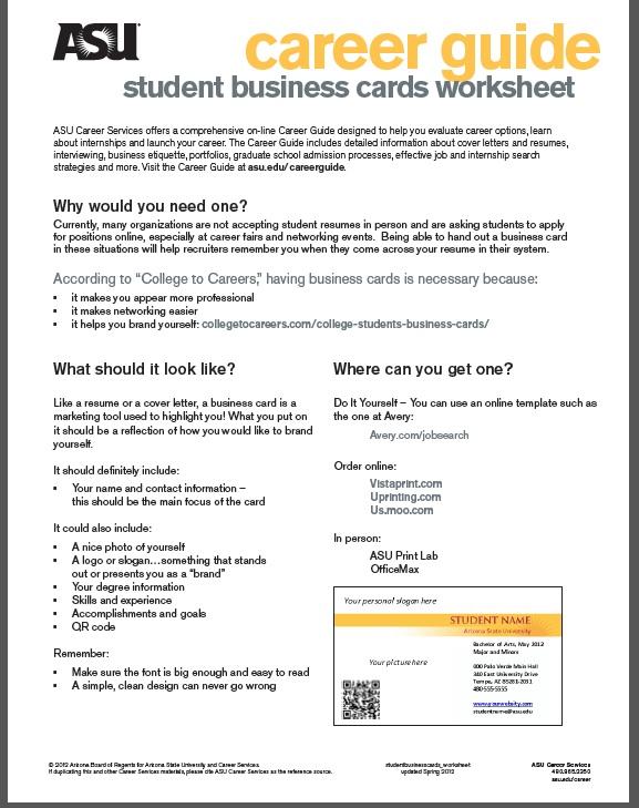 Business Cards RU MLIS tips