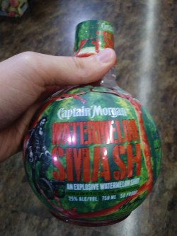 Small Of Captain Morgan Watermelon Smash