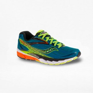 Tenis Saucony Ride 8 Hombre - Run4You.mx
