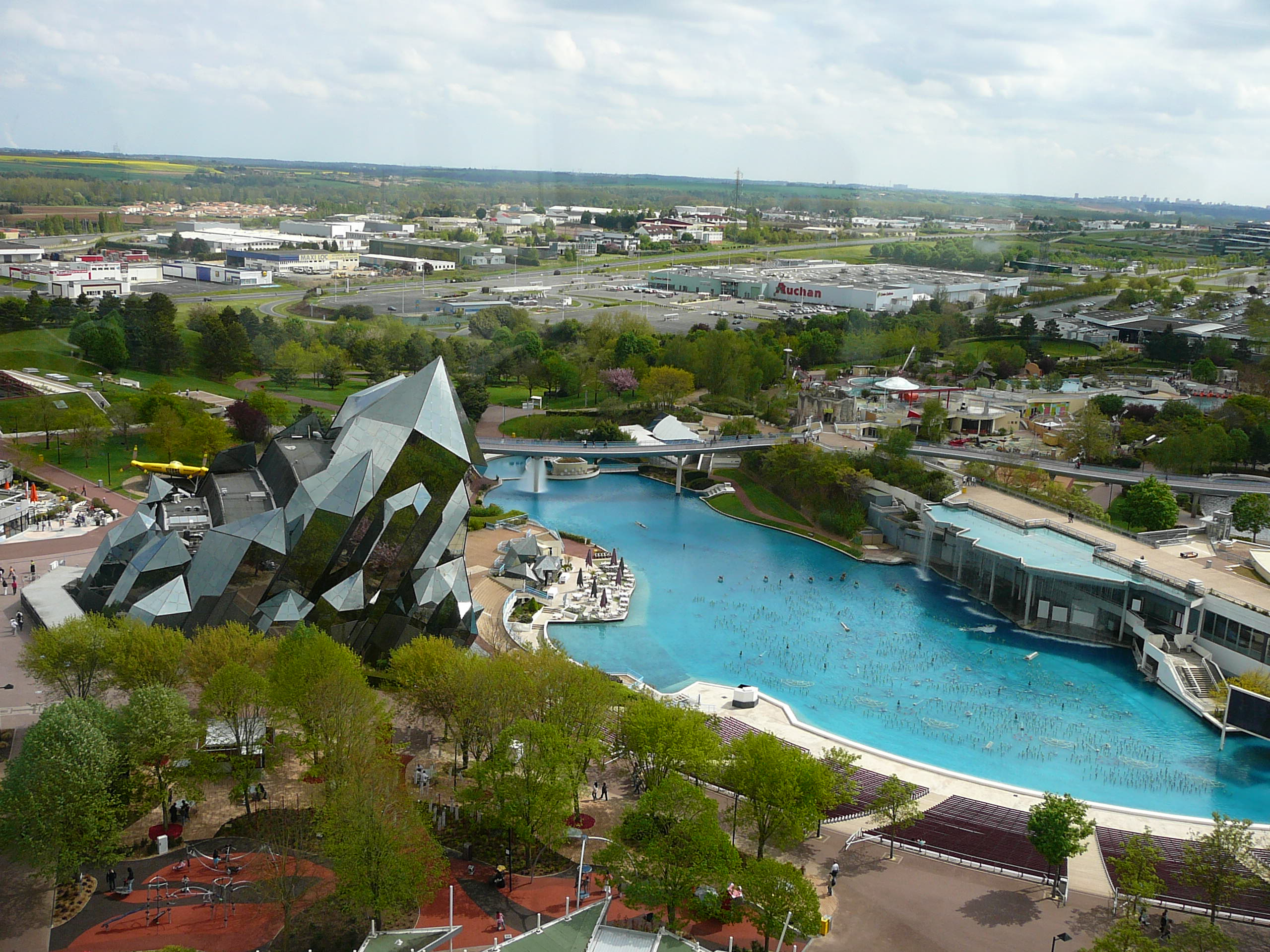 Futuroscope Poitier First Impressions Of Poitiers, France | Runaway Jane