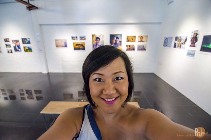 My photography exhibition!