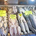 Fish market in Fethiye