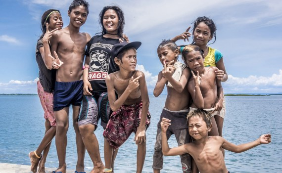 Cebu City: Street Kids