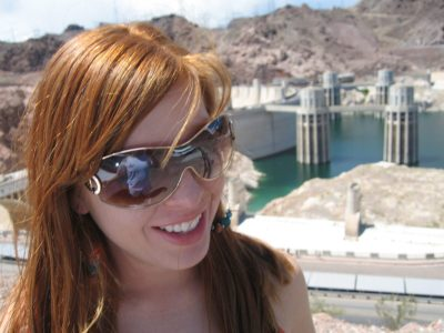 monica hoover dam 400x300 Cheat Day Saturday