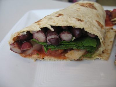 IMG 5309 400x300 Bean Wrap and More Answers
