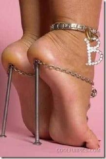 High Heels thumb Avoid Getting Hurt