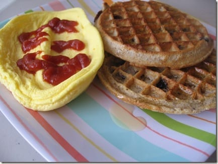 IMG 6827 thumb Eggs and Waffles