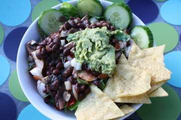 Mexican Meatless Sunday