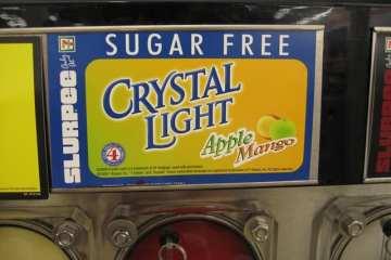 Crystal Light Slurpees
