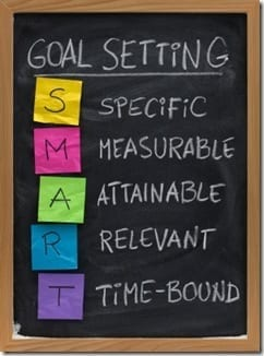 SMARTgoals thumb Monday Mini Goals