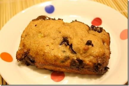 IMG 1405 thumb Banana Peanut Flour Muffins