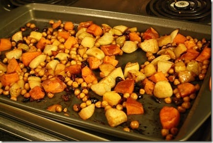 IMG 2231 thumb Cranberry Roasted Turnips, Sweet Potatoes and Apples