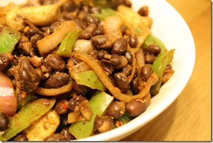 IMG 2692 thumb Mexican Meatless Monday – Black Bean Quesadillas