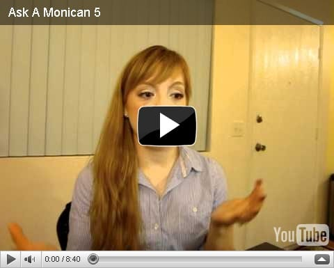 videoffdd1e8405471 Meatless Monday and Ask a Monican 5
