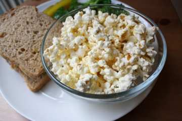 Confession Thursday: Pickles and Popcorn