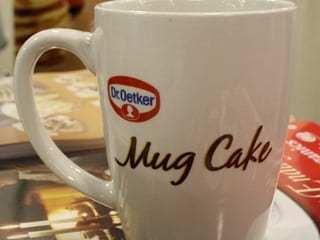 Protein Mug Cake and Mini-Goal Monday