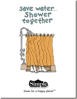 save water shower together thumb April Showers Challenge