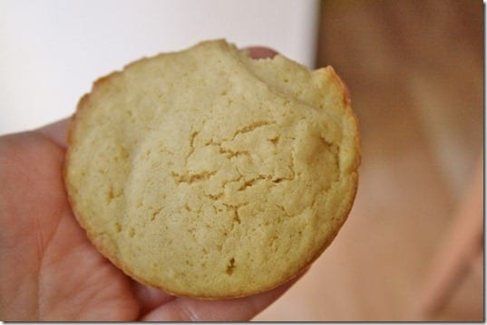IMG 5038 800x533 thumb Stevia Sweetened Almond Cupcakes