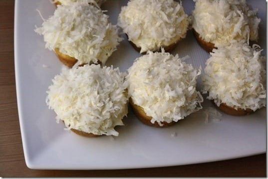 IMG 5055 800x533 thumb Stevia Sweetened Almond Cupcakes