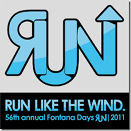 run like the wind thumb Fontana Half Marathon–Fastest Half in the US!