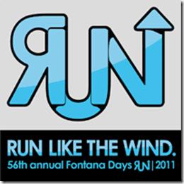 run like the wind thumb Fontana Half Marathon–Fastest Half in the US!