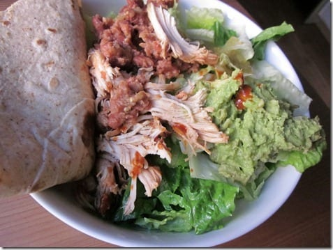 IMG 0111 800x600 thumb Meatfull Mexican Monday–Crockpot Chicken Tacos
