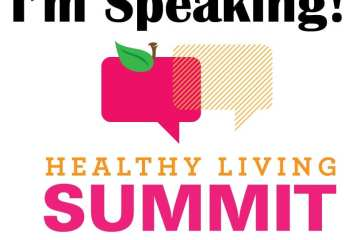 Blogger Safety at The Healthy Living Summit