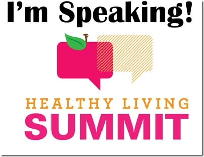 hlsspeakingbadge thumb Blogger Safety at The Healthy Living Summit