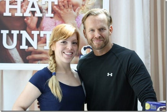 IMG 6902 800x533 thumb1 Interview with Bob Harper at Blogher 2011