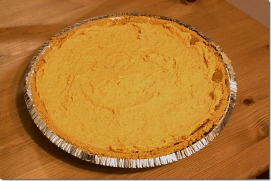 IMG 2364 800x533 thumb Healthy No Bake Pumpkin Pie