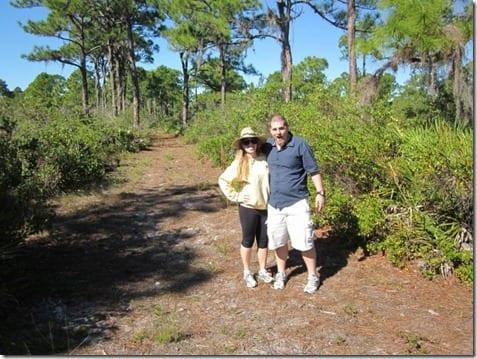 IMG 4014 800x600 thumb Trail Walk in Florida