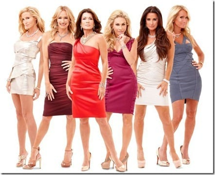 the real housewives of beverly hills thumb Triple Tangent Tuesday Signature Dish