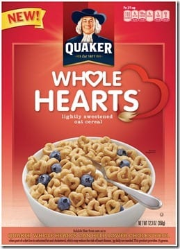 Whole Hearts thumb Nourish What Counts Giveaway