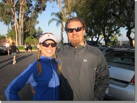 monica and ben in redlands thumb Couch to 10 Miles