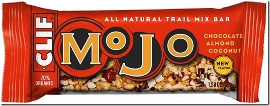 MOJO Choc Almond Coconut 020311 1 thumb Chocolate CLIF Bar Giveaway