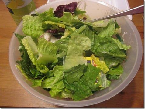 IMG 5905 thumb Salad and a Prize
