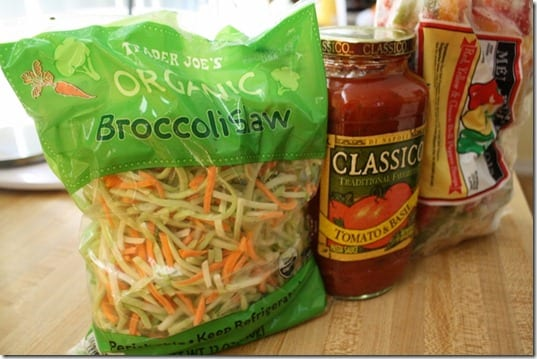 IMG 7837 800x533 thumb Ground Turkey Broccoli Slawghetti Crock Pot Recipe