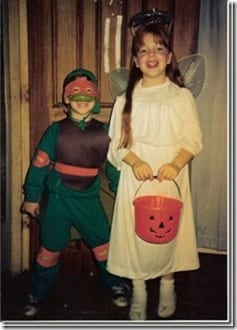 angel and ninja turtle thumb Happy Halloween 2012