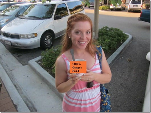 ginger food thumb Just The Tip Tuesday–Dark Chocolate Ginger