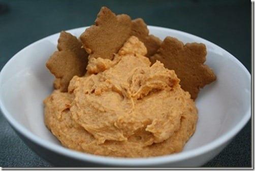 pumpkin dip thumb Friday Treats and Pumpkin Day Recipes