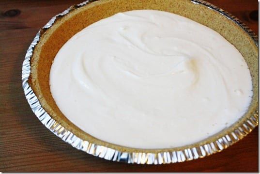 IMG 9174 800x533 thumb No Bake Pumpkin Cheesecake Recipe