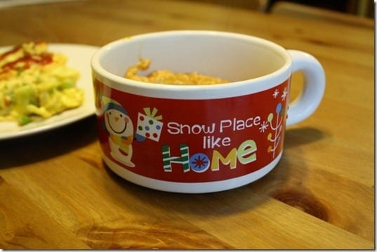 IMG 9367 800x533 thumb Holiday Oatmeal Bowl