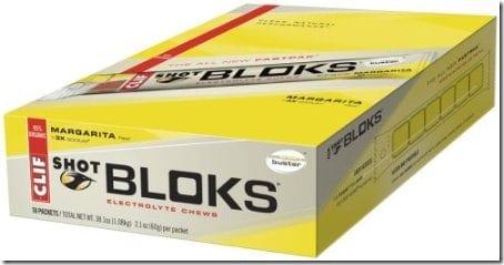 Margarita Clif Shot Blocks thumb 2012 Runner Gift Guide